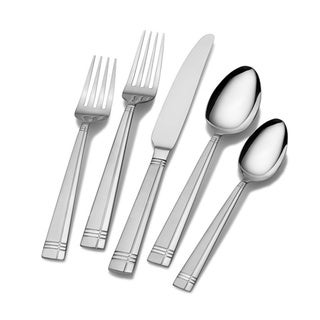 Link to Pfaltzgraff Dawson Frost 20-piece Flatware Set Similar Items in Flatware