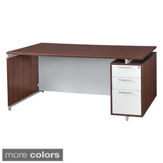 71-inch Single Pedestal Desk