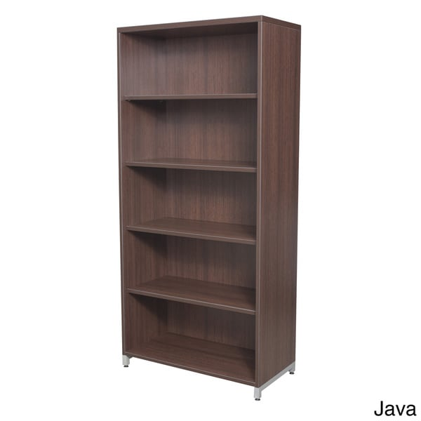 63 inch bookcase free shipping today overstock