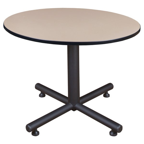 48 inch kobe round breakroom table free shipping today overstock
