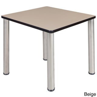 Maple Cain 30 Square Breakroom Table