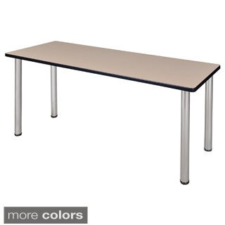 60-inch Kee Training Table - Chrome Legs (More options available)