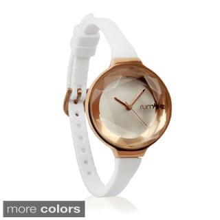 RumbaTime Women's 'Orchard Gem Mini' Steel Watch