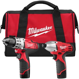 Milwaukee Two-Tool Cordless Combo Kit
