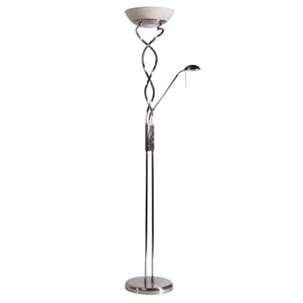 Lampe Office 70 Years Metal Chrome Lamps