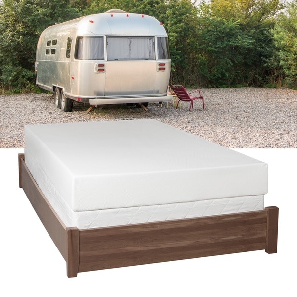 Elegant Mattress For Rv Camper Compares With Tempur Pedic The Deluxebed