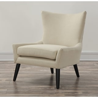 Sullivan Beige Linen Upholstered Chair