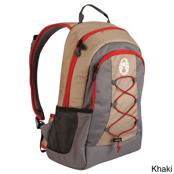 Shop Coleman 28 Can Backpack Cooler Free Shipping On