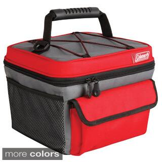 Coleman 10-can Rugged Lunch Cooler (Option: Red)|https://ak1.ostkcdn.com/images/products/8969705/Coleman-10-can-Rugged-Lunch-Cooler-P16178385.jpg?impolicy=medium