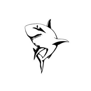 Shark Fish Vinyl Wall Art