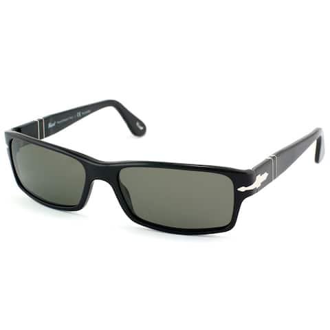 1199856750 Persol Men s  PO 2747 95 48  Black Sunglasses