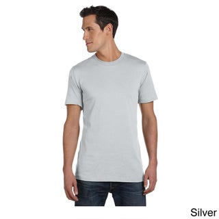 Canvas Men's Short Sleeve Fitted T-shirt (More options available)