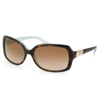Ralph Lauren Women's 'RA 5130 601/13' Tortoise Sunglasses