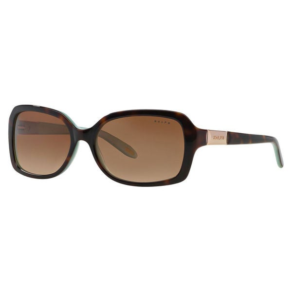 e41997b4ff80 Shop Ralph Lauren Women's 'RA 5130 601/13' Tortoise Sunglasses ...