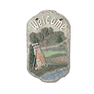 'Golf' Resin Wall Art