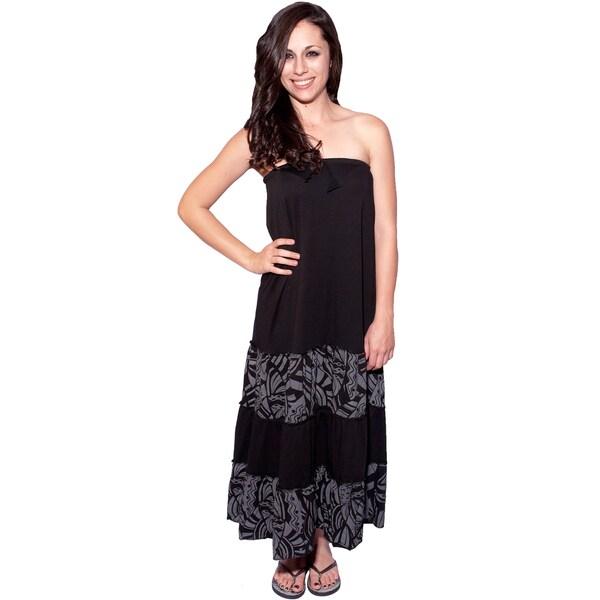 34d85ccd91a10 Shop Handmade Women's Organic Cotton Boho Skirt/Dress (Nepal) - Free ...