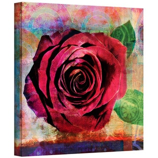 Elena Ray 'Rose' Gallery-Wrapped Canvas