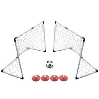 Voit Soccer Goals Game Set (4' x 3')