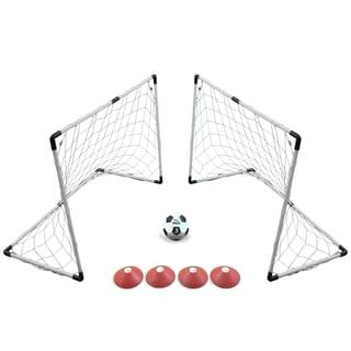Voit Soccer Goals Game Set (4' x 3')