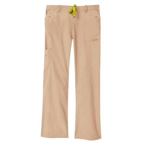 640151e9bde Shop IguanaMed Women's Sahara Tan Legend Cargo Scrubs Pant - Free Shipping  On Orders Over $45 - Overstock - 8970933