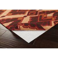 Superior Luxury Lock Grip Reversible Hard Surface Non-Slip Rug Pad (8' Square) - 7' x 8'/8' x 9'