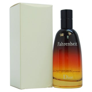Christian Dior Fahrenheit Men's 3.4-ounce Eau de Toilette Spray (Tester)