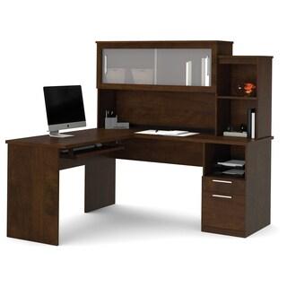 Bestar Dayton L-shaped Desk (2 options available)