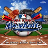 Fremont Die MLB Full Count Baseball The Ultimate Baseball Board Game