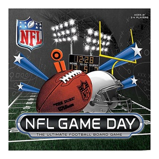 Fremont Die NFL Game Day Board Game