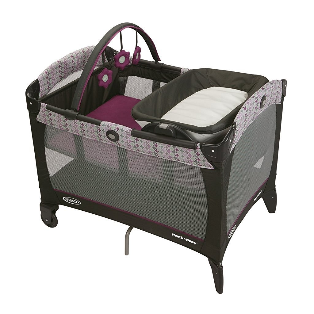 Graco Pack 'n Play with Reversible Napper & Changer, Nyss...