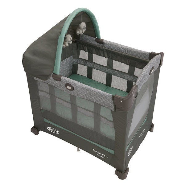 Graco Travel Lite Crib With Stages In Manor Free