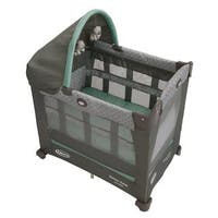 Graco Travel Lite Crib with Stages in Manor