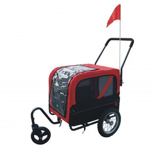 Bike Trailer / Jogging Stroller for Small Pets