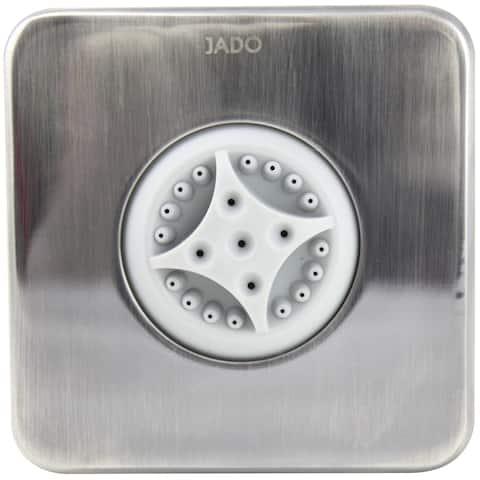 Jado Luxury Multi-function Square Antique Nickel Body Spray