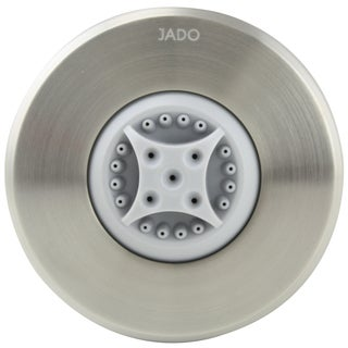 Jado Luxury Multi-function Round Antique Nickel Body Spray