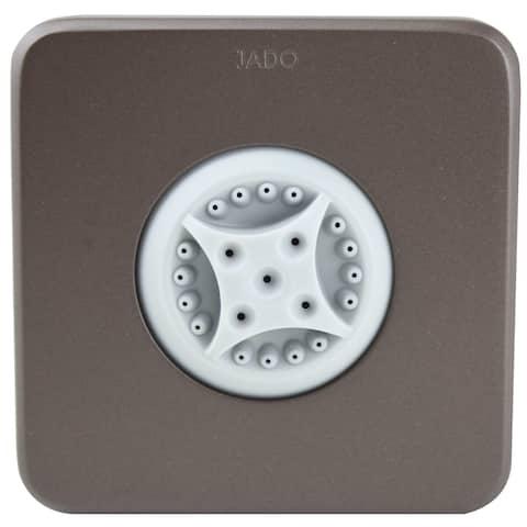 Jado Luxury Multi-function Square Old Bronze Body Spray