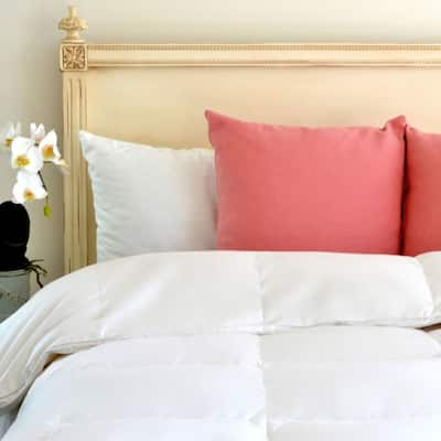 Superior Down-Alternative Comforter by Cozy Classics