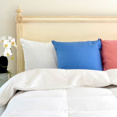 Deluxe Down-Alternative Comforter by Cozy Classics