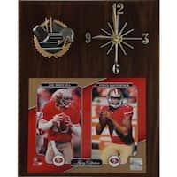 Legacy 49ers Clock