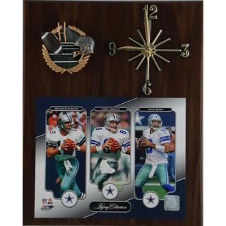 Legacy Dallas Cowboys Clock