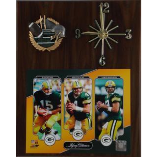 Legacy Green Bay Clock