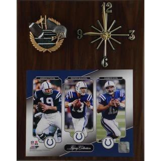 Legacy Indianapolis Colts Clock