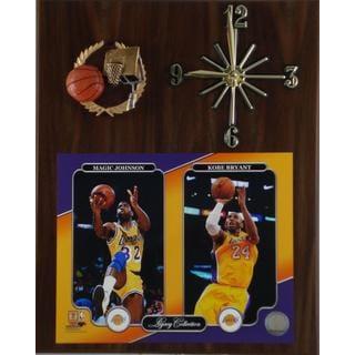 Legacy Lakers Clock