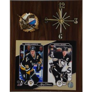 Legacy Pittsburgh Penguins Clock
