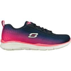 Women's Skechers Equalizer Oasis NavyPink | Shopping The Best Deals on Sneakers