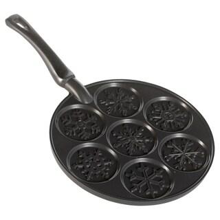 Nordic Ware Snowflakes Pancake Pan