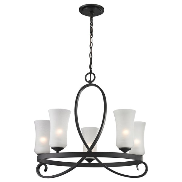 Z Lite Arshe Light Tier Chandelier