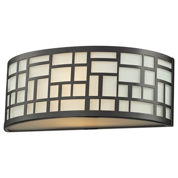 Avery Home Lighting Elea 1 Light Bronze Indoor Wall Sconce