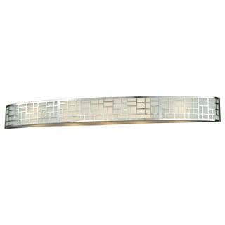 Z-Lite Elea 5-light Chrome Vanity Light
