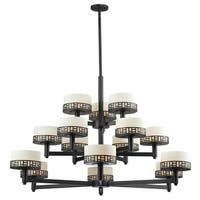 Avery Home Lighting Elea 15-light Bronze Chandelier